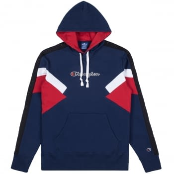 Hooded sweatshirt marino