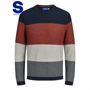 JORFLAME jersey de cuello redondo