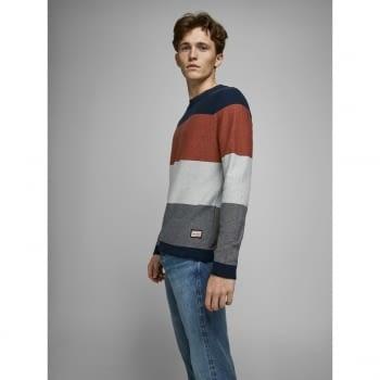 JORFLAME jersey de cuello redondo - 4
