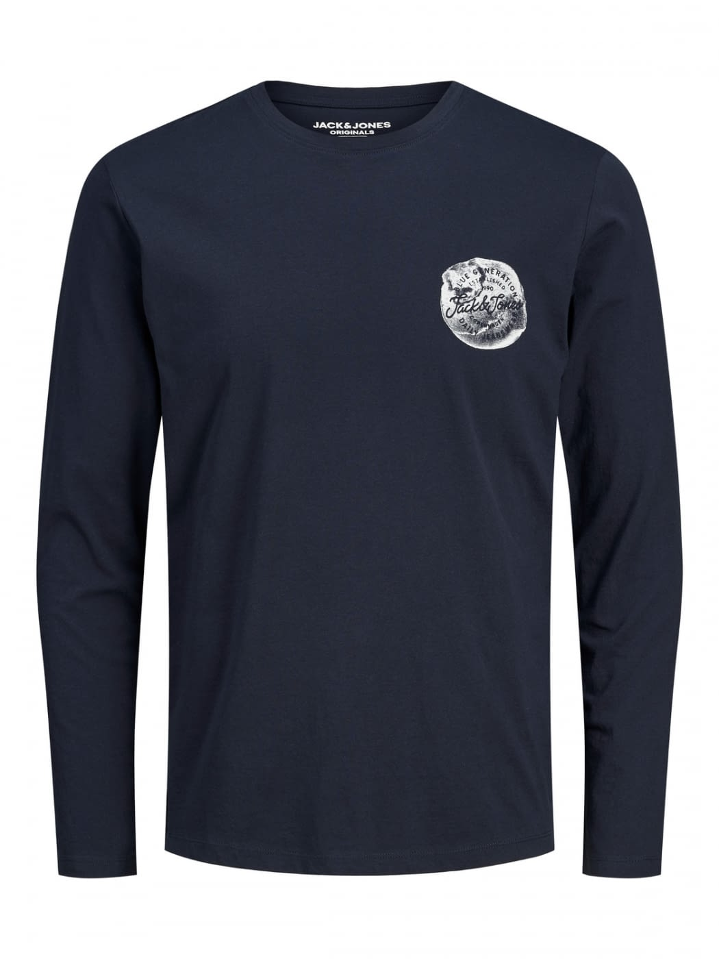 JORTANNER camiseta manga larga de estilo informal