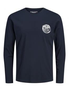 JORTANNER camiseta manga larga de estilo informal - 1