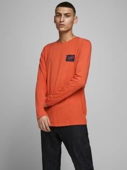 JORTANNER camiseta manga larga de estilo informal - 3