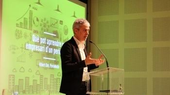 Més de 120 empresaris de l'Urgell i la Segarra participen en la trobada d'Enfoc, serveis formatius i d'inserció laboral de l'Associació Alba.