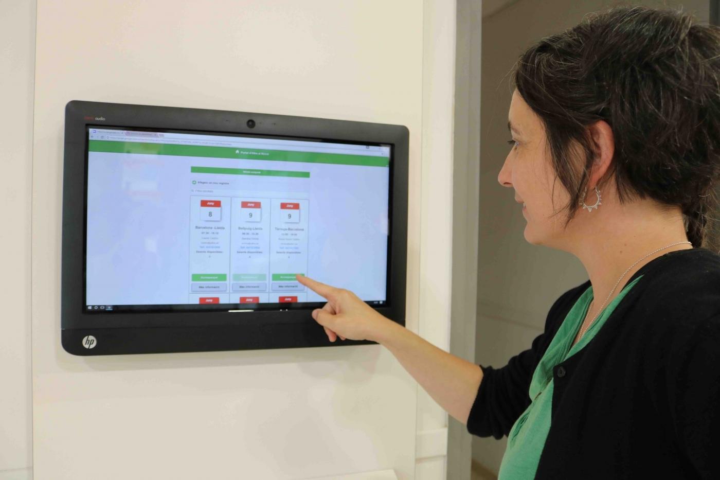 La Asociación Alba impulsa un aplicativo web para compartir coche entre sus trabajadores como acción de sostenibilidad ambiental