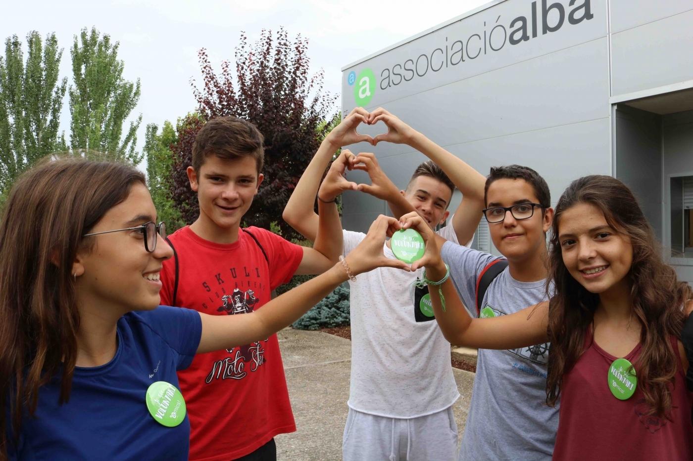 Èxit del Programa de Voluntariat amb més de 30 joves inscrits.