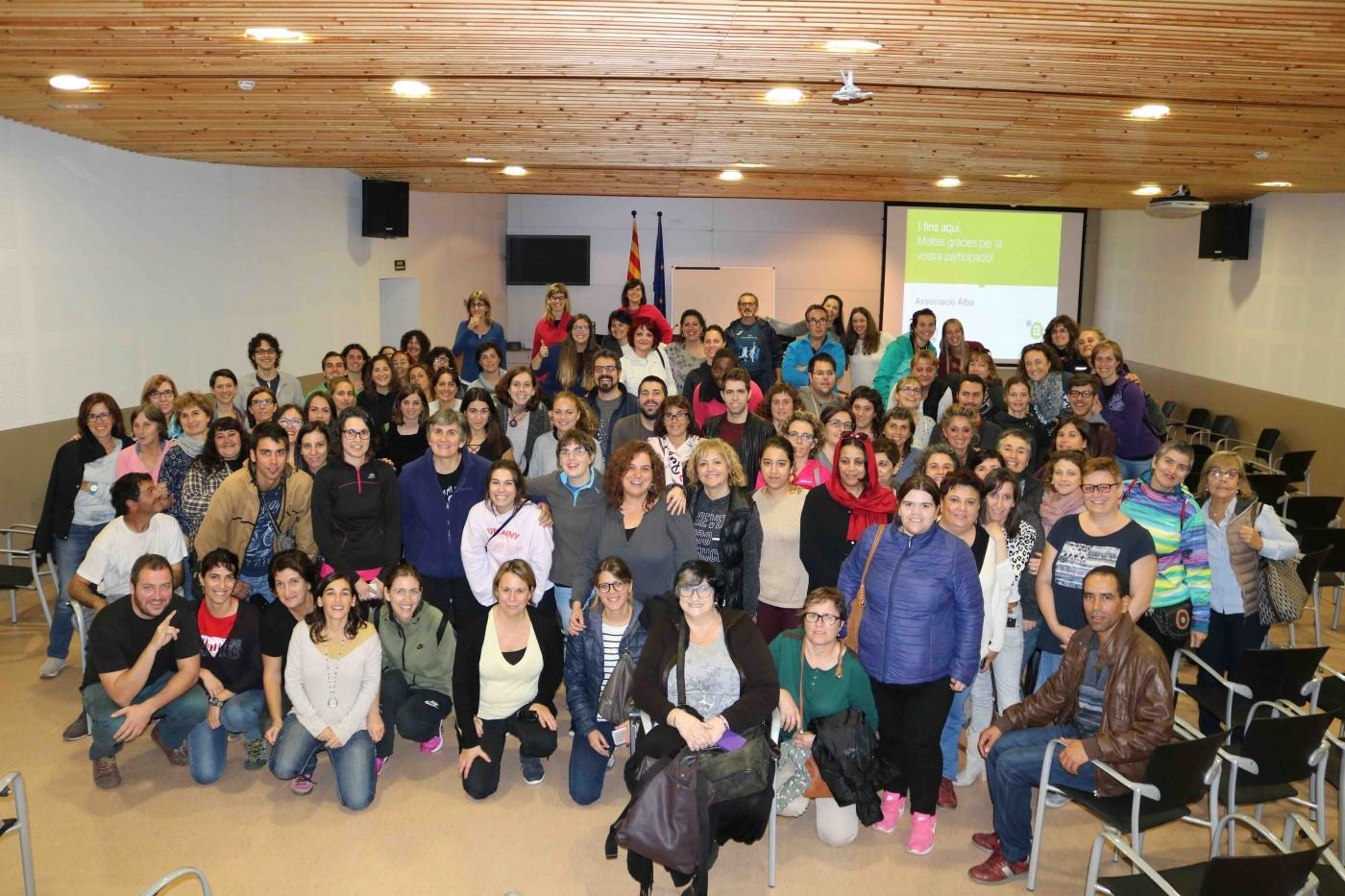 II Jornada de professionals de l'Associació Alba