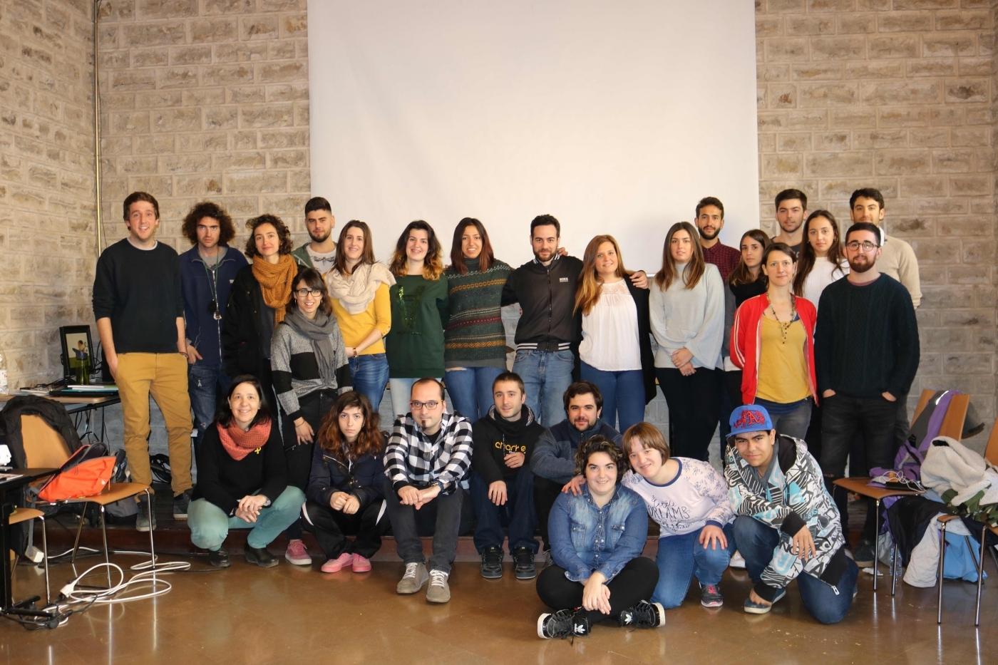 24 joves catalans es formaran a través de pràctiques en empreses a l'estranger a través del programa TLN Mobilicat que gestiona a Lleida l'Associació Alba.