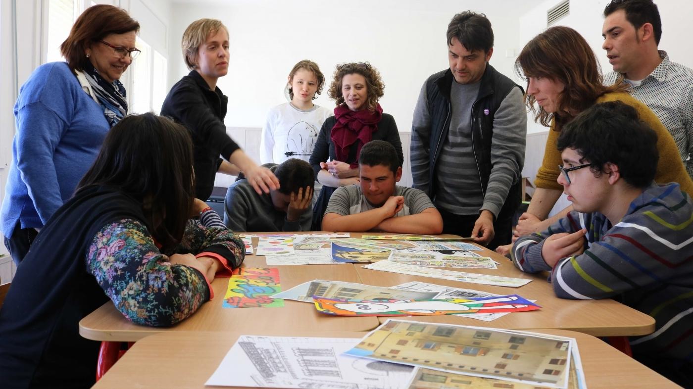Els alumnes de l'Escola Alba dissenyaran aquest any els punts de llibre de la Biblioteca de Tàrrega