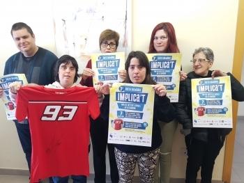 """Marc Márquez col·labora amb """"Implica't"""", la festa solidària a favor de les entitats de la Segarra"""