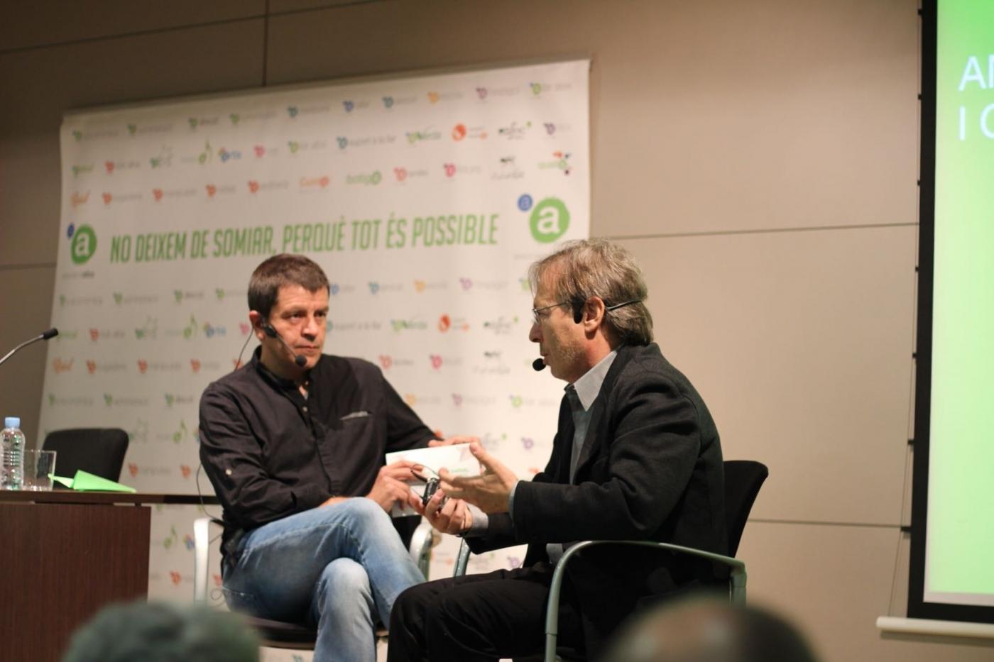 Un centenar d'empresaris participen a la jornada de Responsabilitat Social organitzada pel servei Enfoc de l'Associació Alba