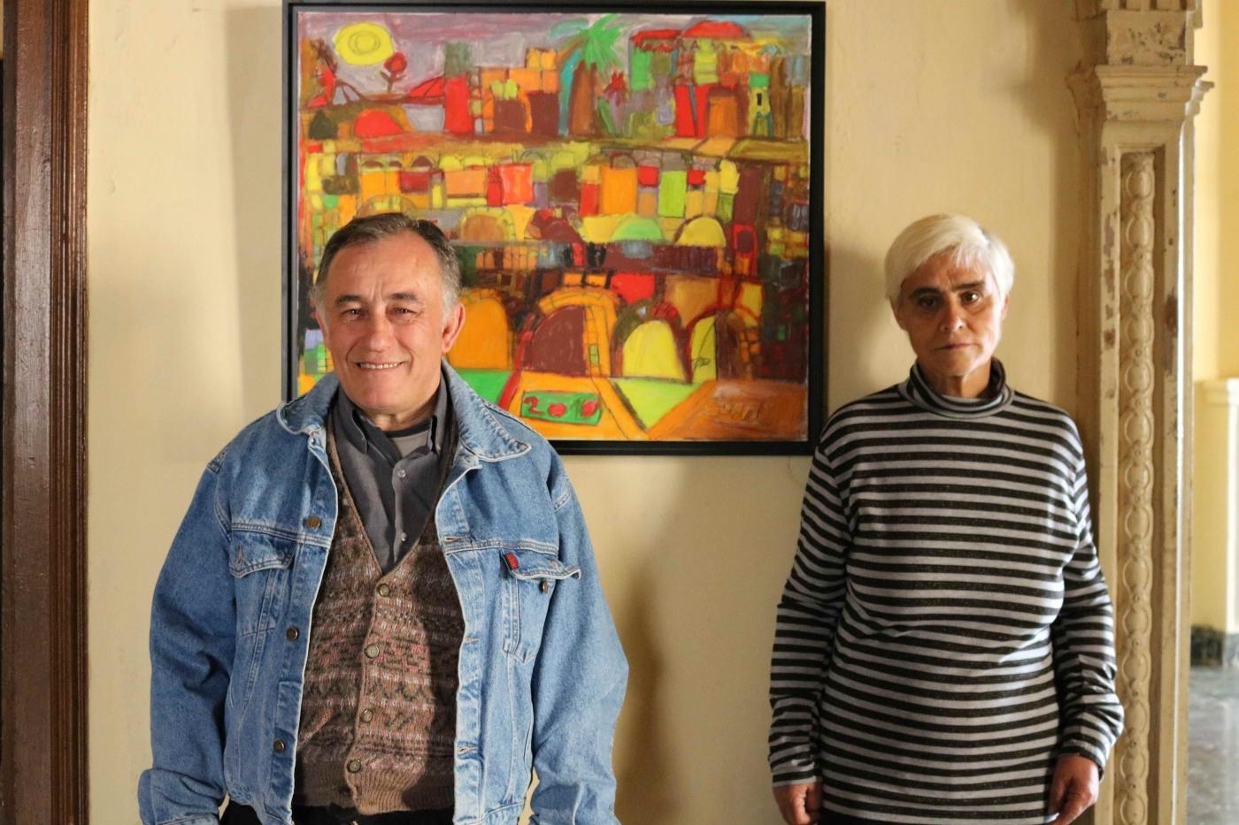 Artistes de l'Associació Alba participen a l'exposció col·lectiva Art Singular a la Casa Dalmases, impulsada per la Fundació Josep Santacreu i amb la