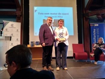 La 2a edició dels Premis La Confederació 2018 premia l'Associació Alba per la seva gestió i governança democràtica.