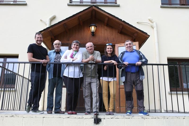 Inaugurem les obres de millora de la Casa de Colònies Vall de Boí - Verge Blanca