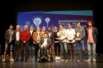 La 2a edició de la Jornada Llavors de Futur inspira a 400 joves dels instituts de Tàrrega a emprendre idees innovadores i amb impacte social
