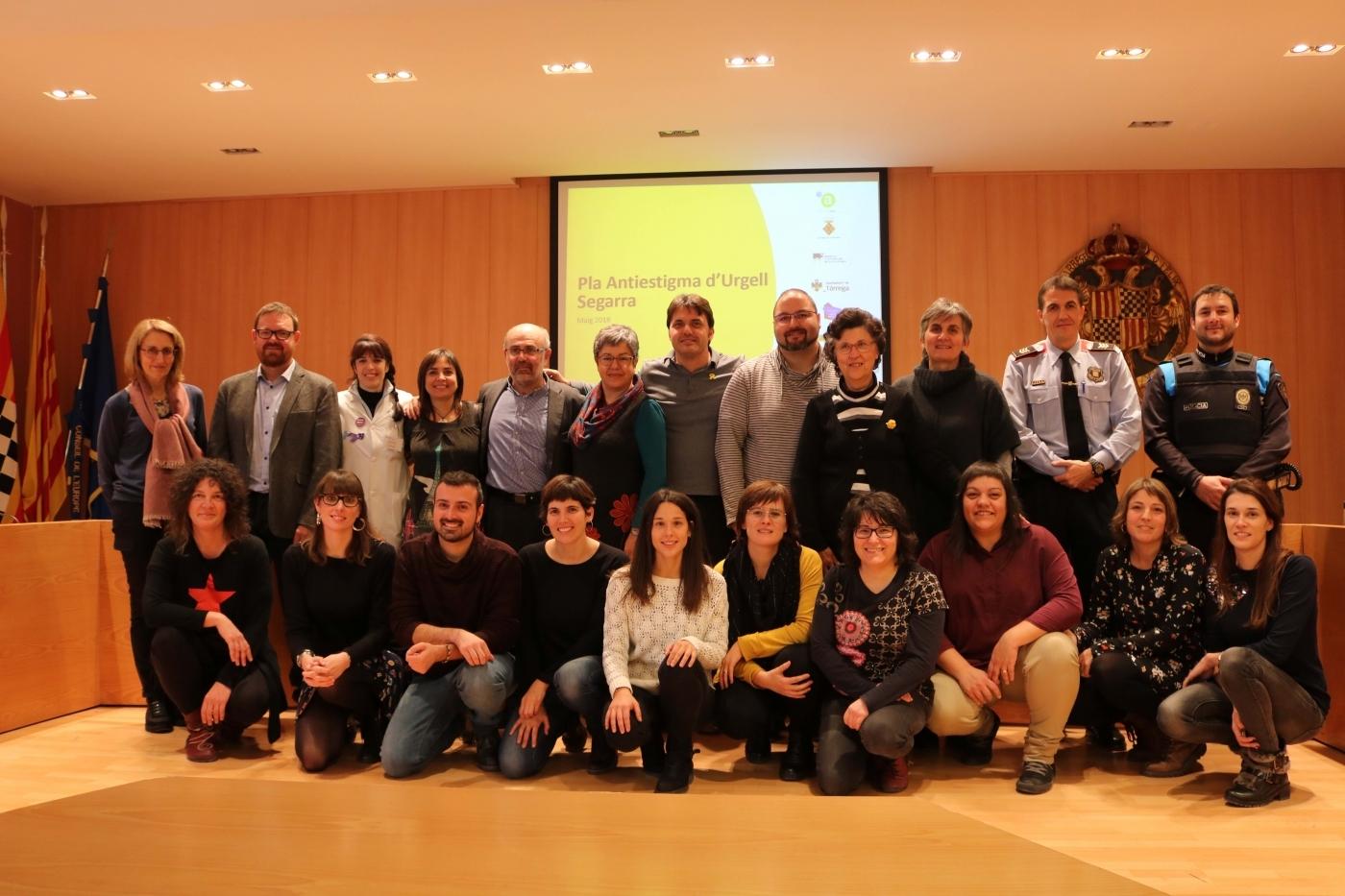 Pla de xoc per lluitar contra l'estigma en salut mental a l'Urgell i la Segarra