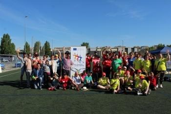 El Club Alba queda primer en el 1r Campionat Internacional de Bocce organitzat a Tàrrega