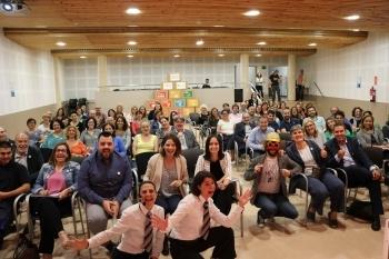 La 3a Jornada Empresarial de Ponent organitzada pel Grup Alba ha reuneix a un centenar d'empresaris per parlar de la responsabilitat social empresaria