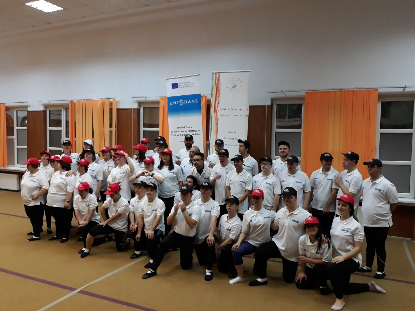 El Club Alba participa a Unidans, un projecte europeu de dansa