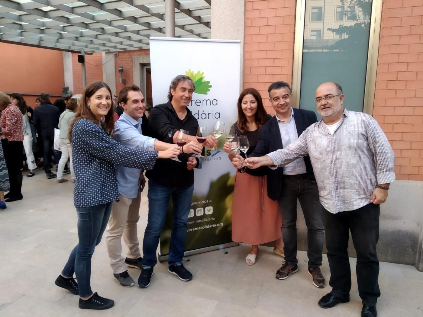 Alba Jussà participa a la 4ª edició de la Verema solidària