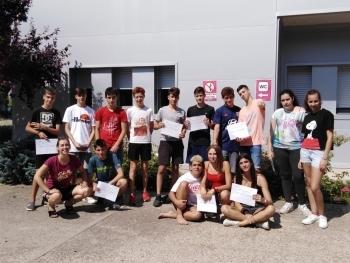 50 joves han participat aquest estiu al programa de formació de voluntariat