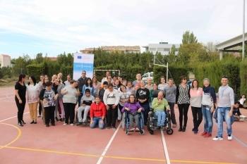 El Grup Alba participa al projecte europeu Unidans, amb l'objectiu de promoure la dansa inclusiva i l'esport adaptat.