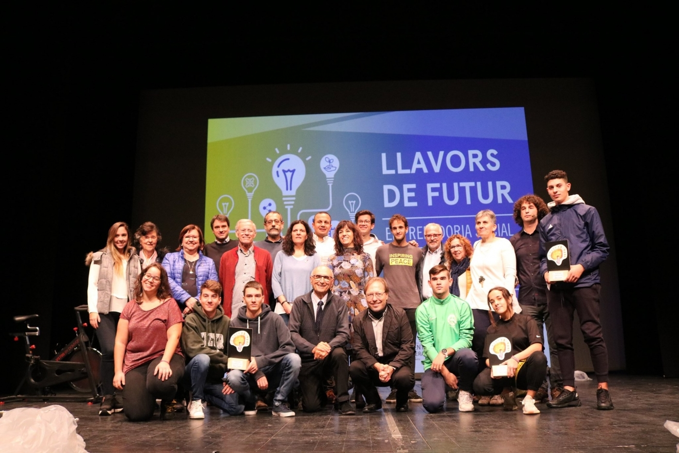 Felix Finkbeiner, fundador de Plant for the Planet i els projectes Ethical Time i ImaGym protagonistes de la jornada d'emprenedoria Llavors de futur i