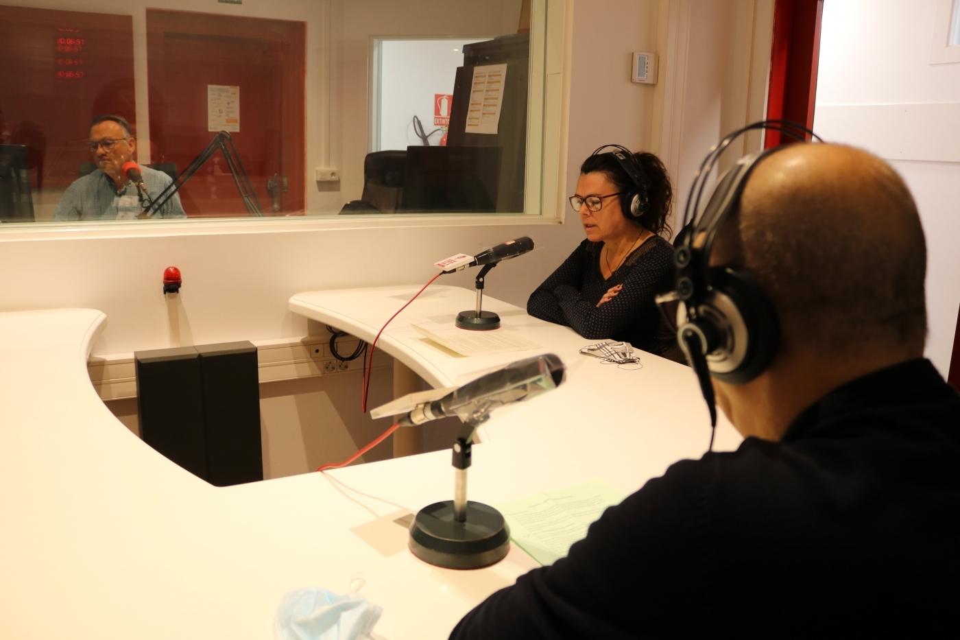 Veu a les veus inicia segona temporada a Ràdio Tàrrega coincidint amb la setmana del Dia Mundial de la Salut Mental.