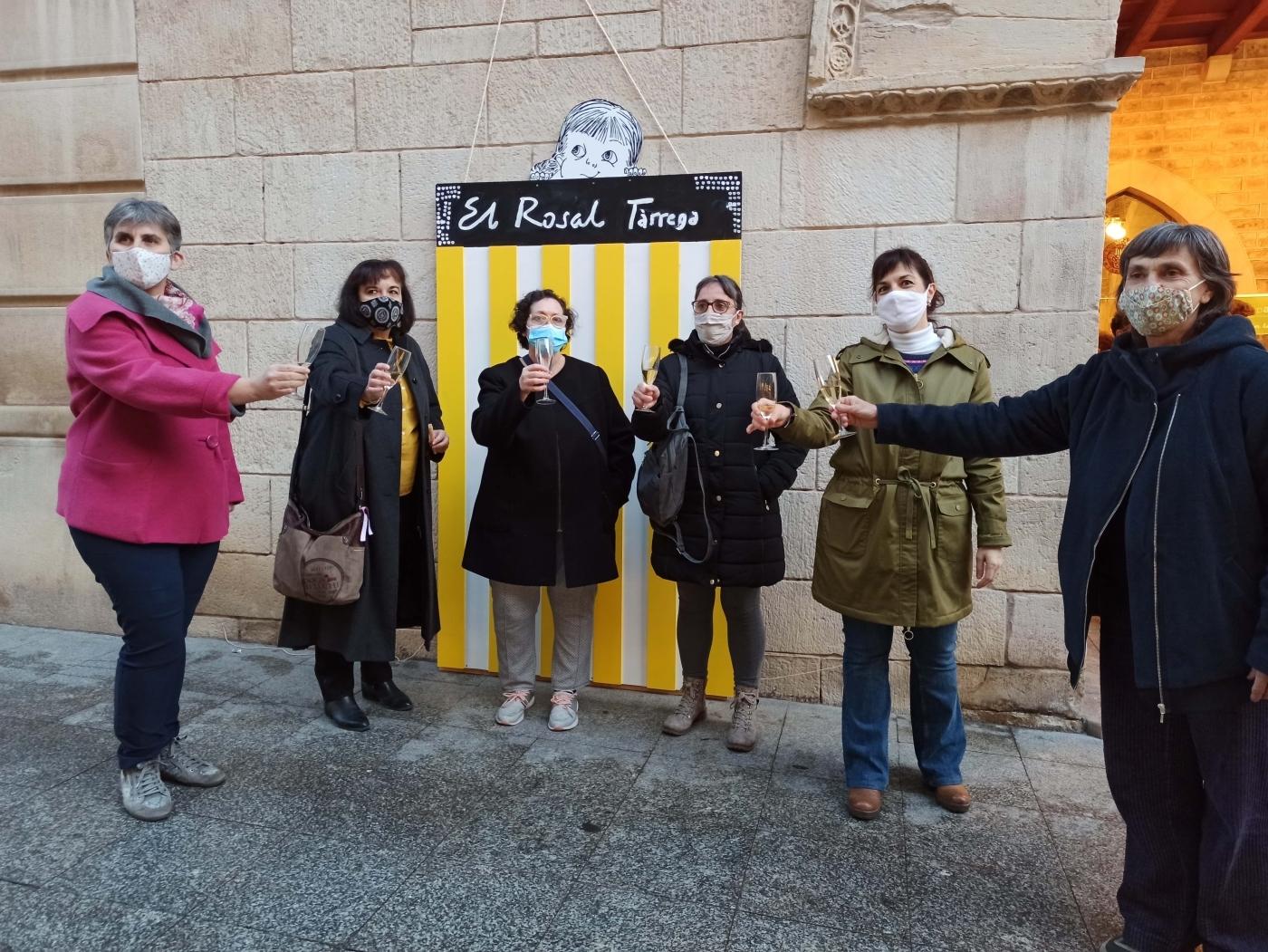 L'obrador de galetes El Rosal inaugura una exposició sobre els 100 anys de la marca.