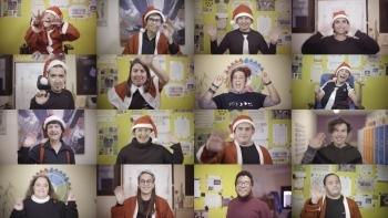 El Grup Alba us desitja bones festes i un feliç 2021!