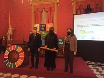 El Grup Alba rep el premi Respon.cat a la trajectòria en RSE