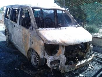 Comunicat de l'Associació Alba en relació a l'incendi de la furgoneta del seu centre Espígol a Cerve