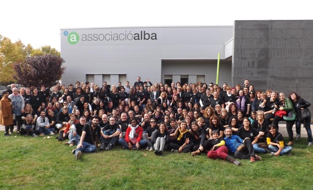 1a Jornada de Professionals de l'Associació Alba