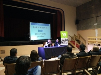 Sant Martí de Riucorb dóna suport a la cessió de la residència a  l'Associació Alba