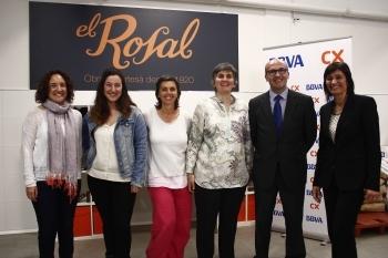 El Grup BBVA tria l'Associació Alba per col·laborar en la inserció laboral de persones amb disCapacitat a l'Urgell i la Segarra