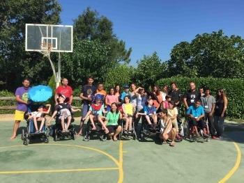 L'Associació Alba organitza un intercanvi europeu de persones amb cadira de rodes