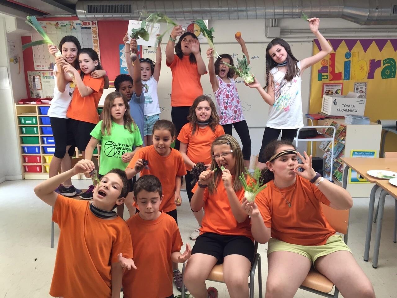 L'Associació Alba impulsa un projecte pilot per treballar l'educació alimentària a les escoles.