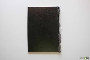 LLIBRETA ESPIRAL A5 TRIANGLES - 3