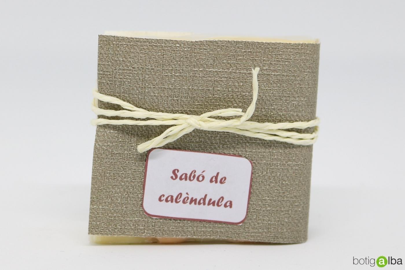 SABÓ NATURAL DE CALÈNDULA