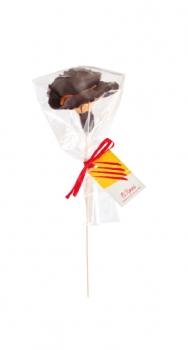 ROSA DE GALLETA Y CHOCOLATE - 5