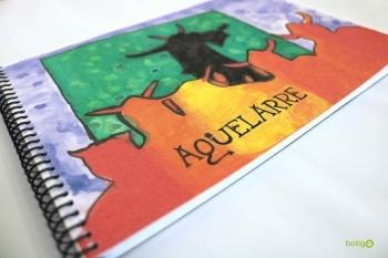 LLIBRETA ESPIRAL AQUELARRE A5 - 2
