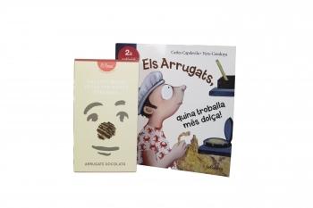 EL CONTE DELS ARRUGATS + PACK DE GALETES