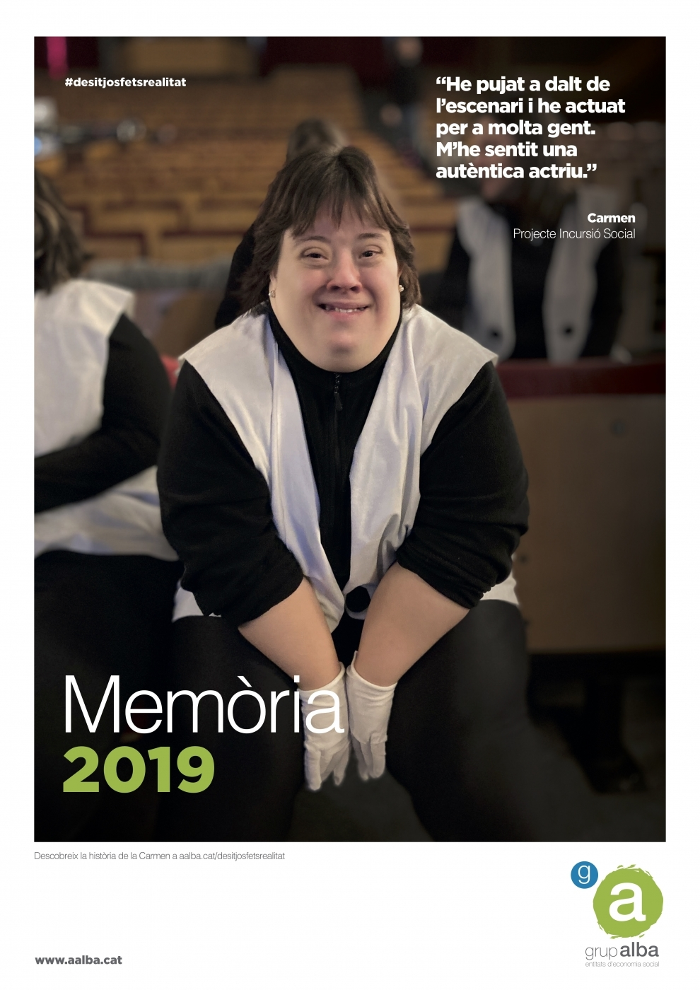 MEMÒRIA ANUAL 2019