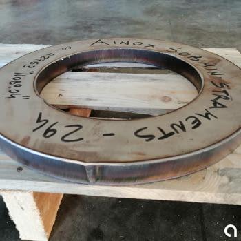 Discos y aros calidad AISI 904L