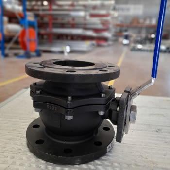 Valvulas de Esfera - entre Bridas 2 piezas AC/A.304L
