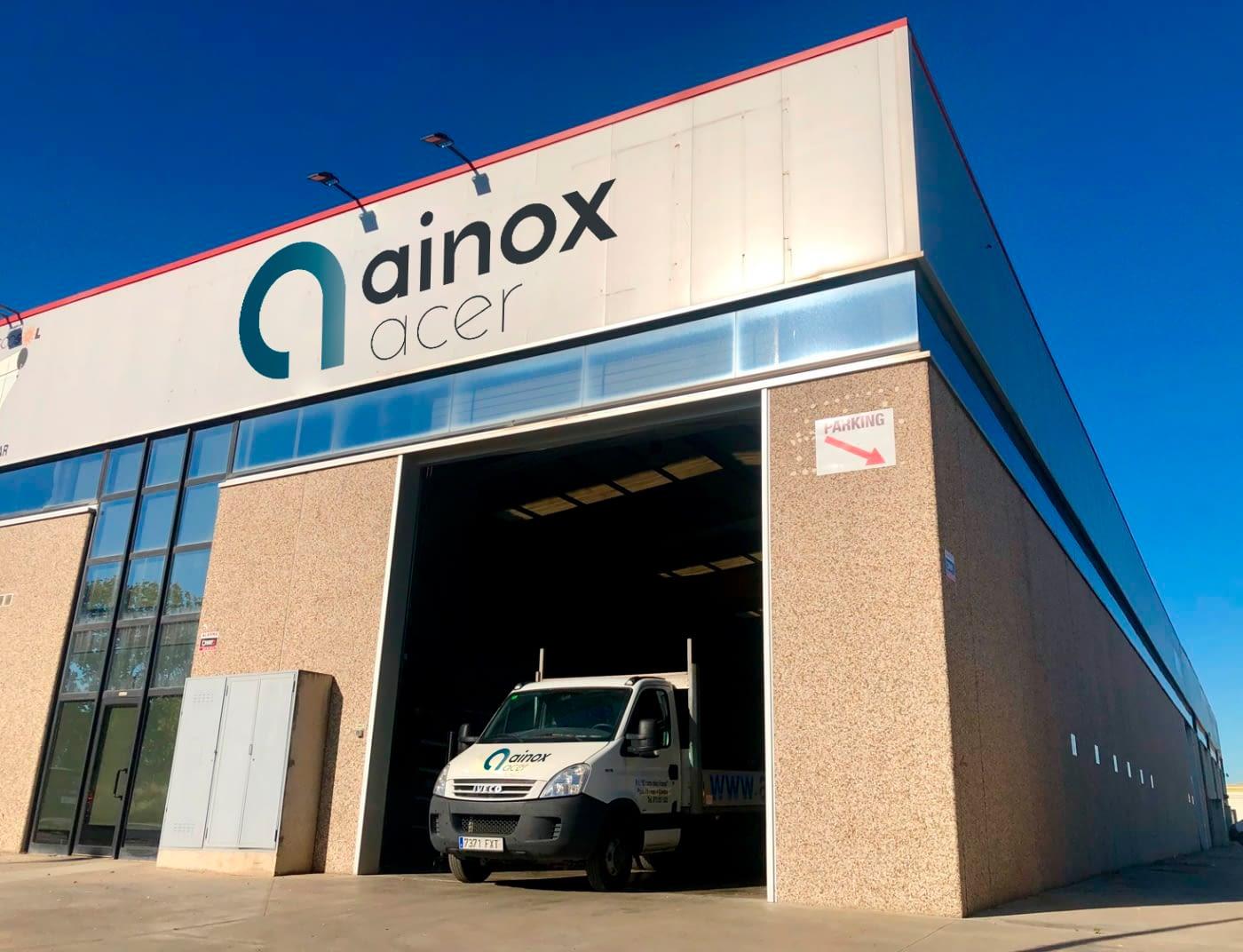 Nave Industrial Ainox