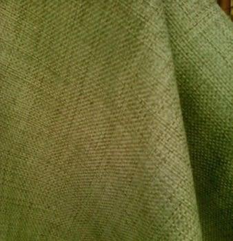 Tela 2,05 x 1,40 metros Tapicería verde = 55,67 €