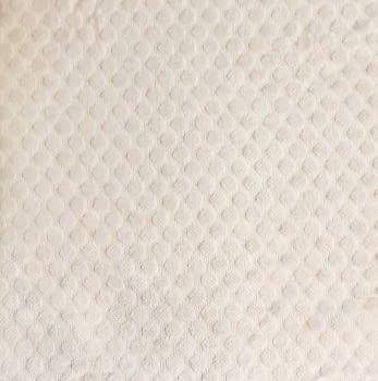 Tela Tapicería círculos beige - 1