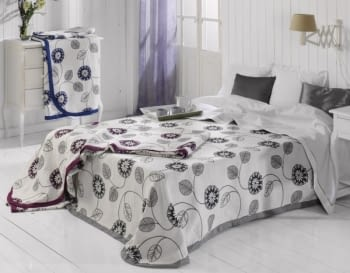 Colcha reversible cama 105