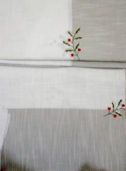Mantelería Papá Noel 1,80 x 3,15 metros - 3