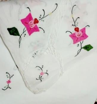 Mantelería flores - 1